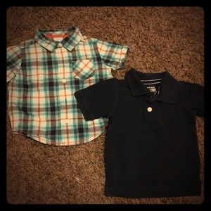Collared dress shirts